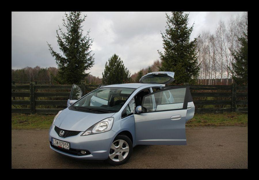 Sprzedany Honda Jazz 14 Elegance 20092010 66000 Km 1 Właściciel